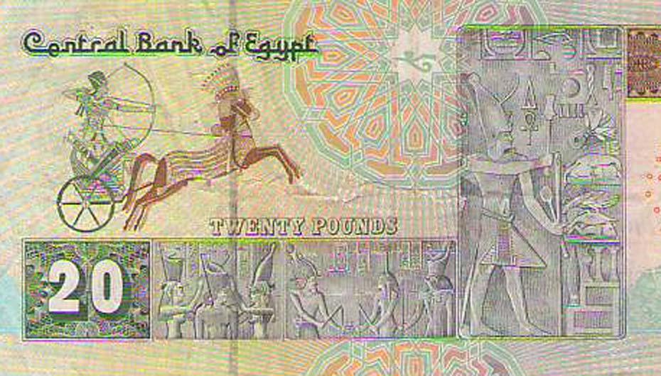 ägyptische pfund wechselkurs
